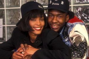 Houston duró 14 años casada con Brown, en una tormentosa relación llena de drogas y violencia. Foto:Getty Images. Imagen Por: