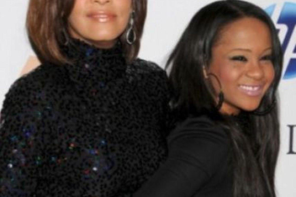 Whitney Houston tuvo una tormentosa relación con su marido, Bobby Brown Foto:Getty Images. Imagen Por: