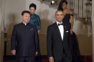 Los mandatarios aseguran haber arreglado algunas diferencias. Foto:AP. Imagen Por:
