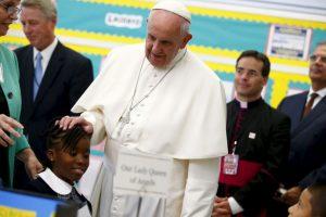 Durante su discurso les recordo su derecho a soñar. Foto:AP. Imagen Por: