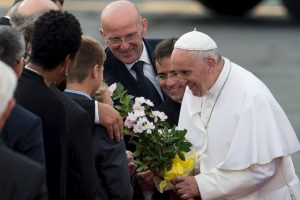 El sábado por la mañana se dirigió a su última parada en Estados Unidos. Foto:AFP. Imagen Por: