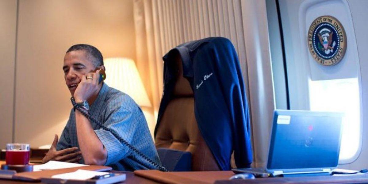 ¿Por qué Barack Obama llamó por teléfono desde el Air Force One a Bachelet?