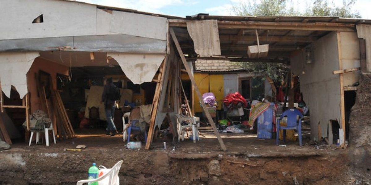 Catastro Minvu post terremoto: 13% de casas presenta daño irreparable