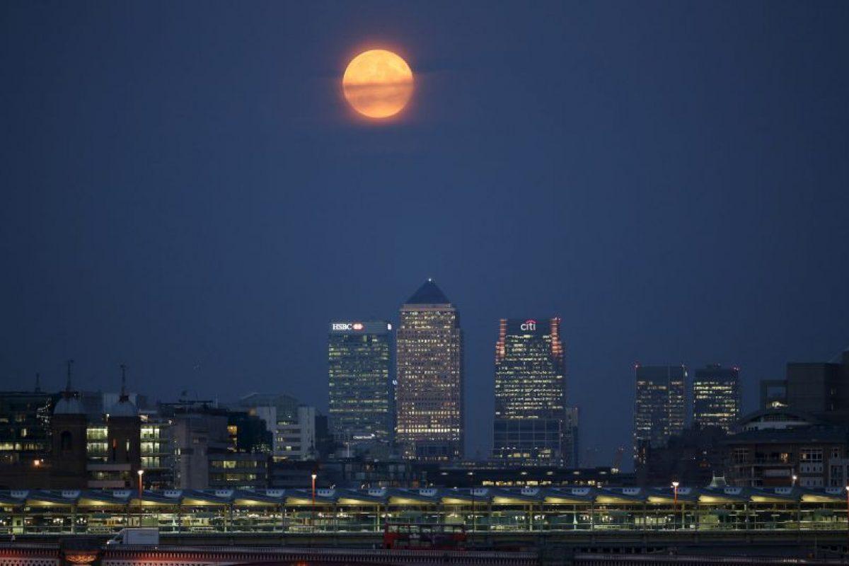 La NASA espera que el fenómeno comience a las 20:00 horas tiempo del este. Foto:Getty Images. Imagen Por: