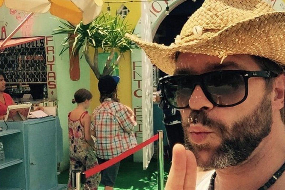 Al ser miembro del grupo danes/noruego Aqua ha logrado nada menos que 10 Top Hits de 10 posibles. Él y su compañero de banda Claus escribieron y produjeron los dos álbumes de Aqua (Aquarium y Aquarius). Foto:Vía instagram.com/sorenrasted/. Imagen Por: