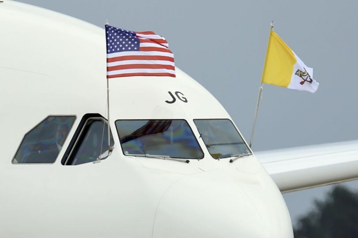 Todo comenzó en Washington Foto:AFP. Imagen Por: