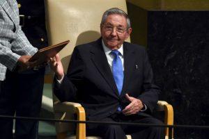 Ratificó la convicción de que el pueblo de Puerto Rico merece ser libre e independiente. Foto:AFP. Imagen Por: