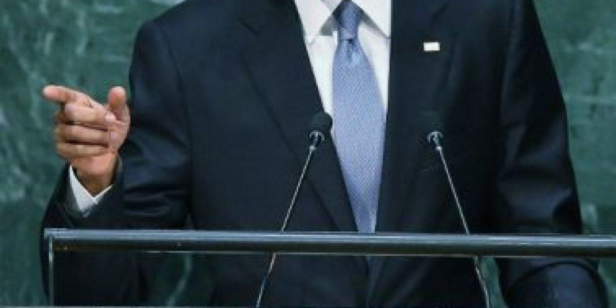 Asamblea de la ONU:Obama llama