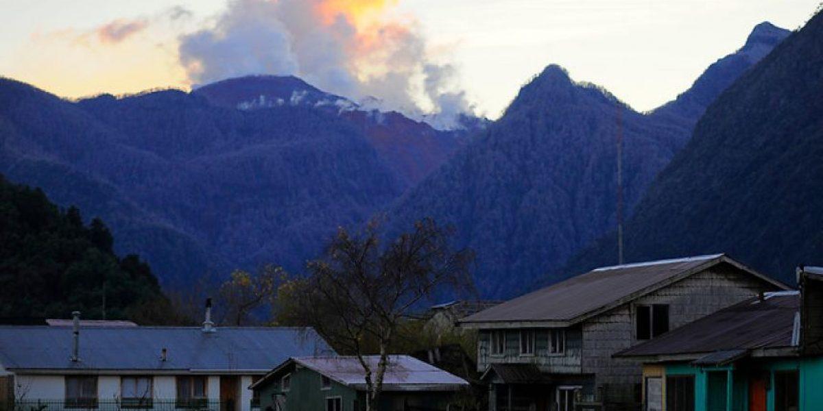 Gobierno arrendará casas en zona de peligro de Chaitén a 7 años de erupción