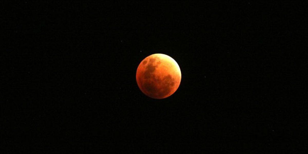 Eclipse: así se vio en Chile la