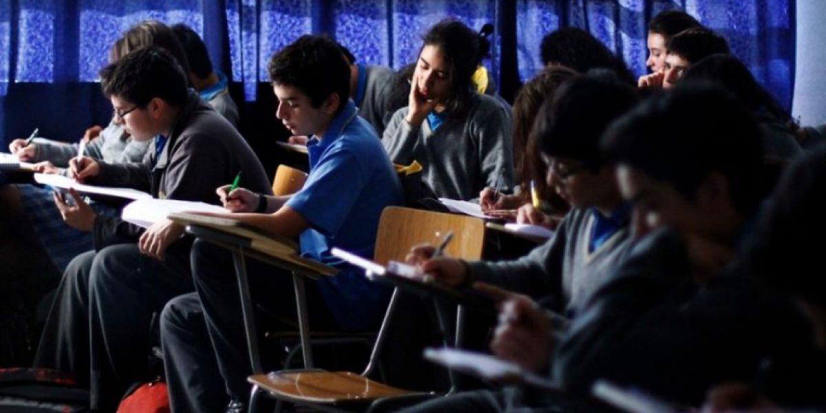 Sólo un 41,4% de los egresados de colegios municipales ingresa a la educación superior de forma inmediata