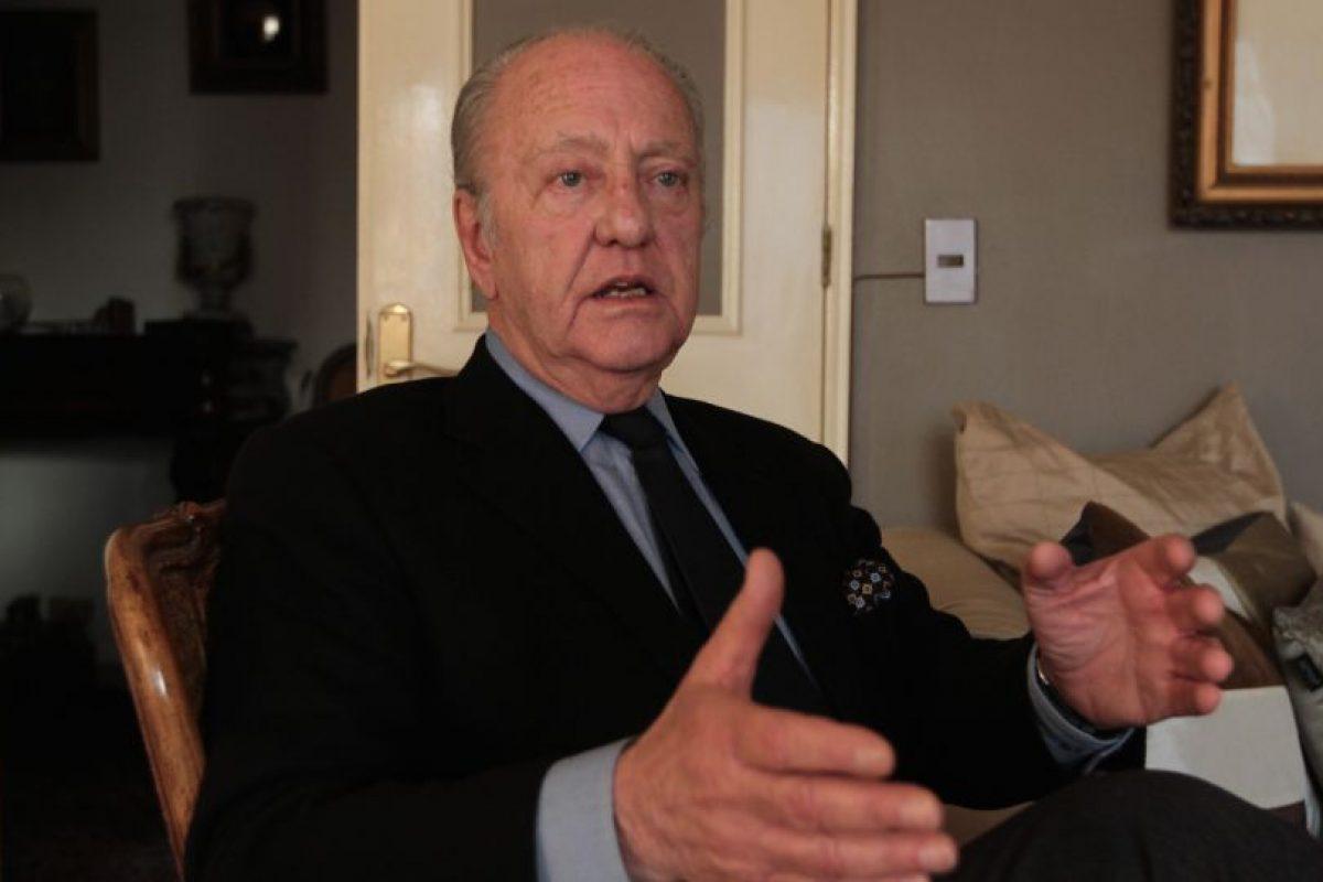 Samuel Fernández, ex diplomático y analista internacional Foto:Ricardo Ramírez /Publimetro. Imagen Por: