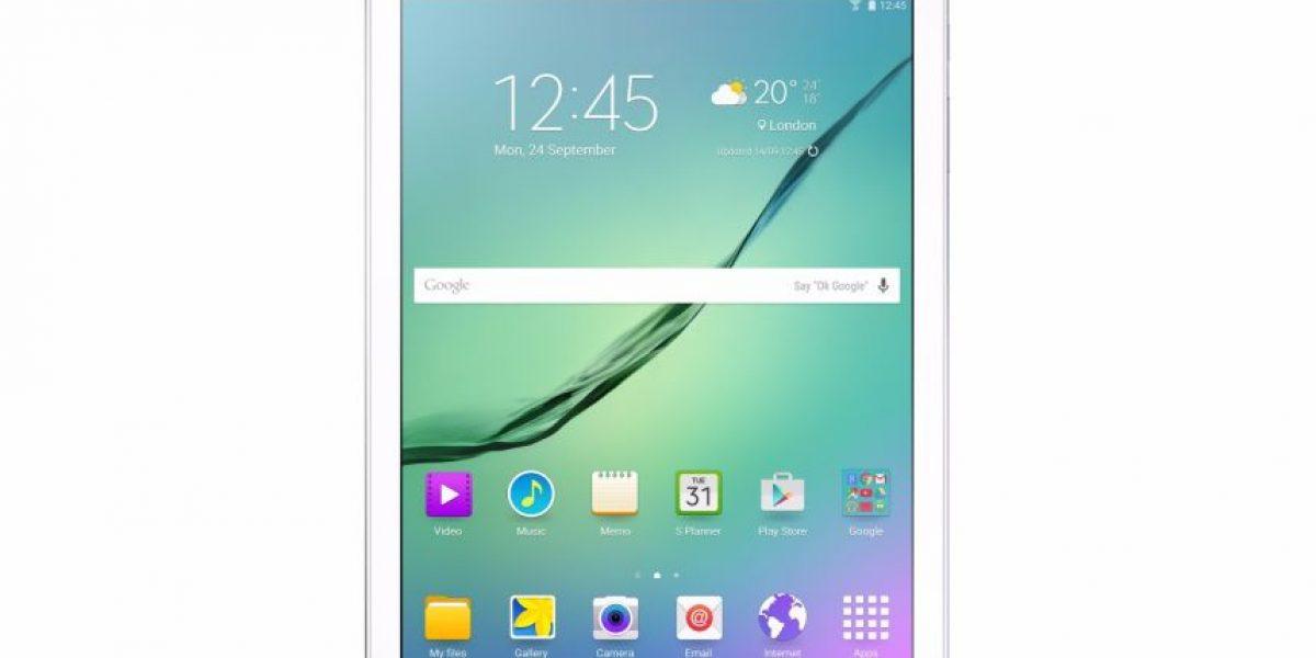 Llega a Chile Galaxy Tab S2: el  más potente de Samsung