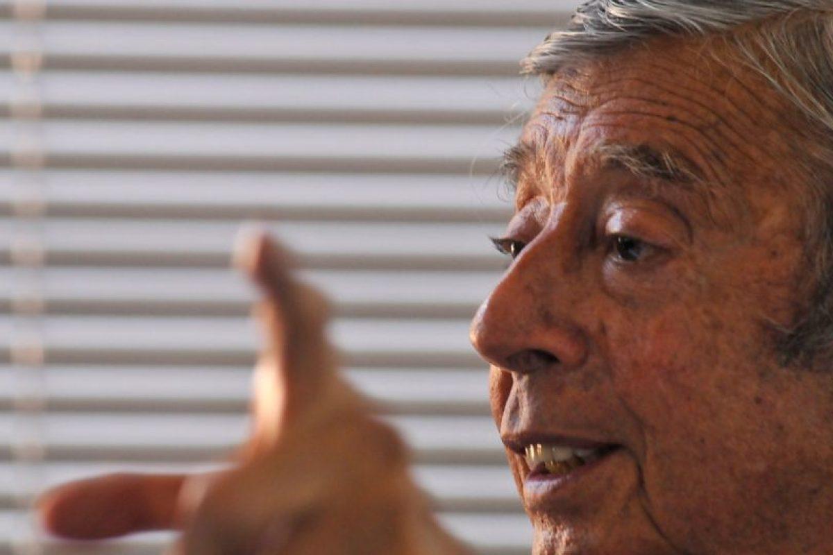Hugo Llanos, asesor del equipo chileno en la demanda de Bolivia en La Haya y analista internacional Foto:Agencia Uno. Imagen Por: