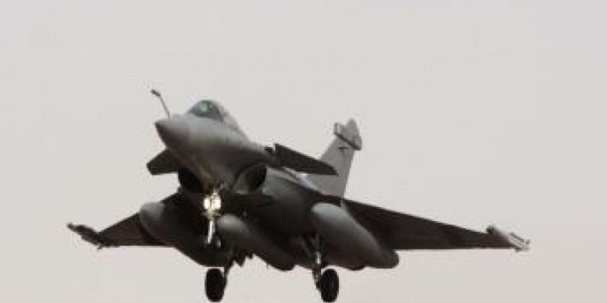 Francia realizó bombardeos aéreos en Siria contra el ISIS