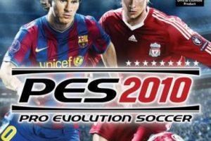 """""""PES 2010"""" con el argentino Lionel Messi y el español Fernando Torres. Foto:Konami. Imagen Por:"""