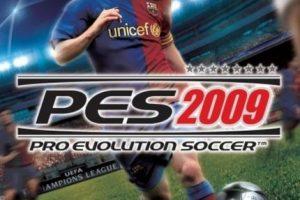 """""""PES 2009"""" con el argentino Lionel Messi. Foto:Konami. Imagen Por:"""