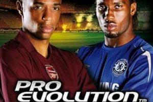 """""""Pro Evolution Soccer 5"""" con el francés Thierry Henry y el marfileño Didier Drogba. Foto:Konami. Imagen Por:"""