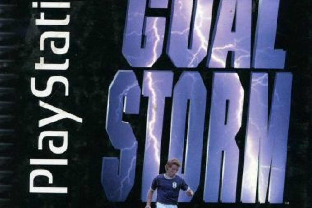 Goal Storm (1996) Foto:Konami. Imagen Por: