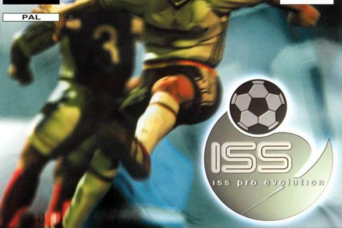 International Superstar Soccer Pro (1997) Foto:Konami. Imagen Por: