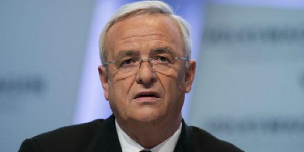 La fiscalía alemana abre diligencias contra el expresidente de Volkswagen