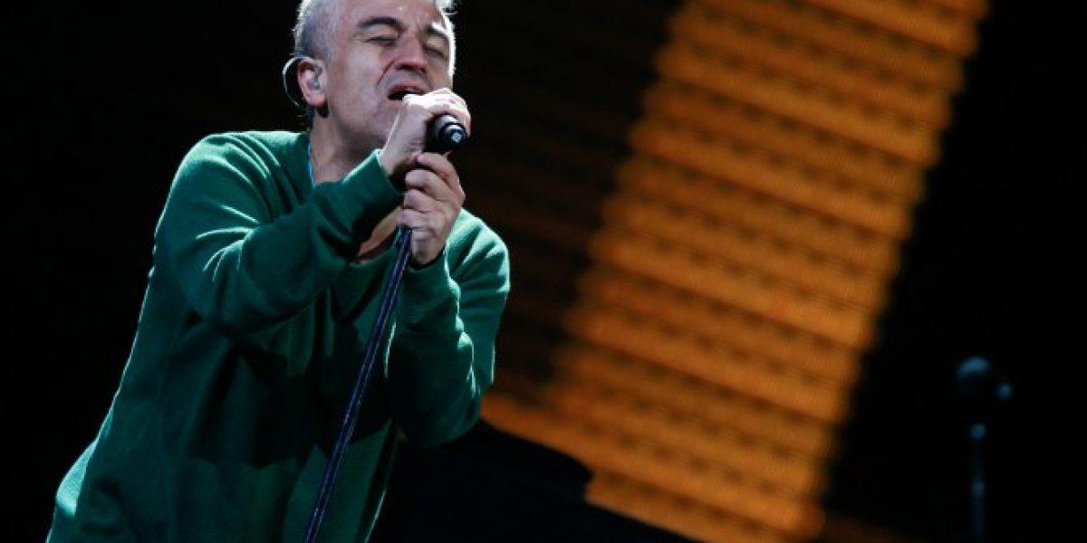 Jorge González vuelve a los escenarios tras ocho meses desde su accidente