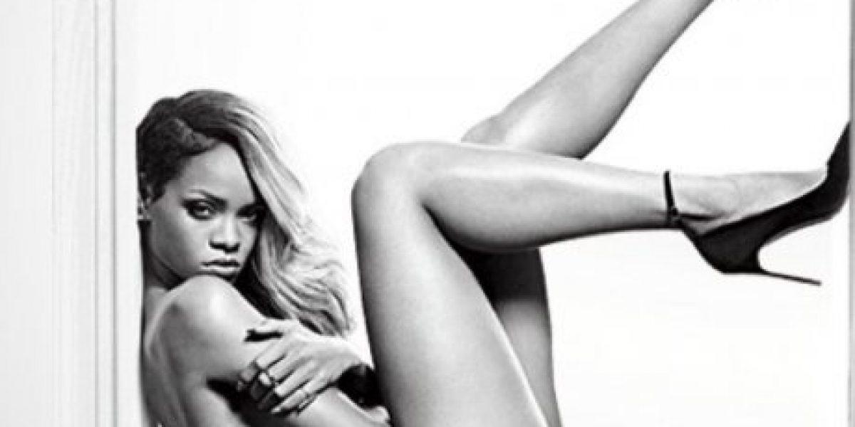 Rihanna en Chile: cantante disfruta de la tarde en una viña