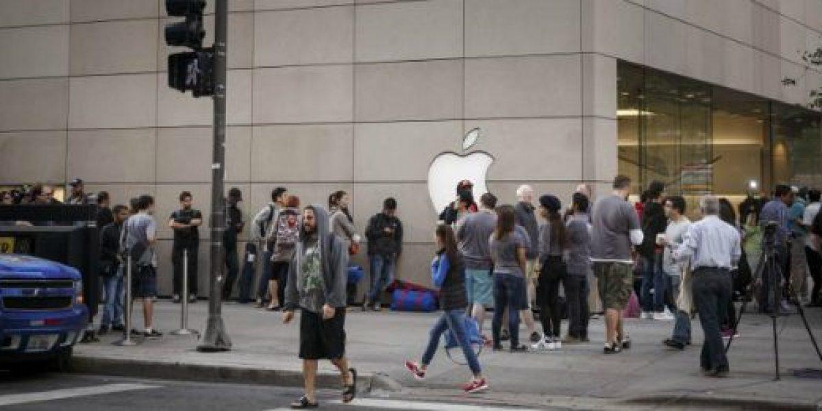 Apple rompe un récord con la venta de su nuevo iPhone