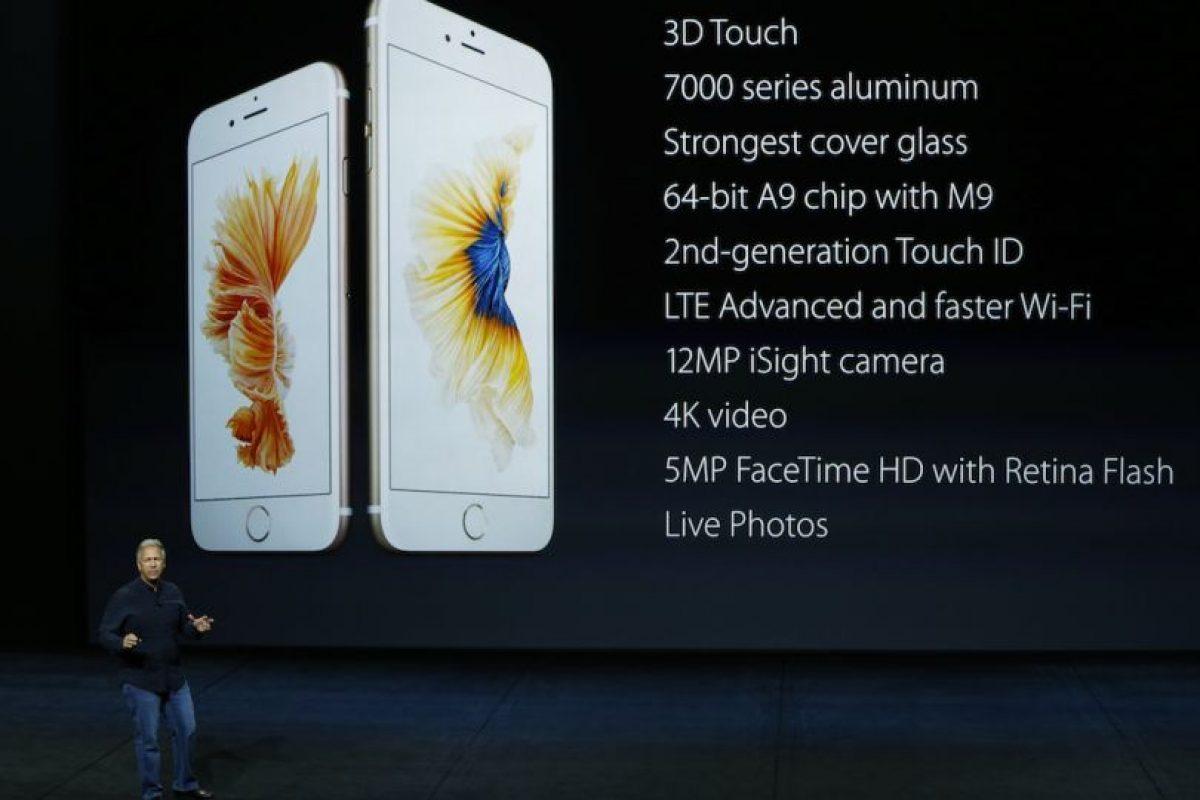 Dimensiones: 138.3 * 67.1 * 7.1 mm. Foto:Apple. Imagen Por: