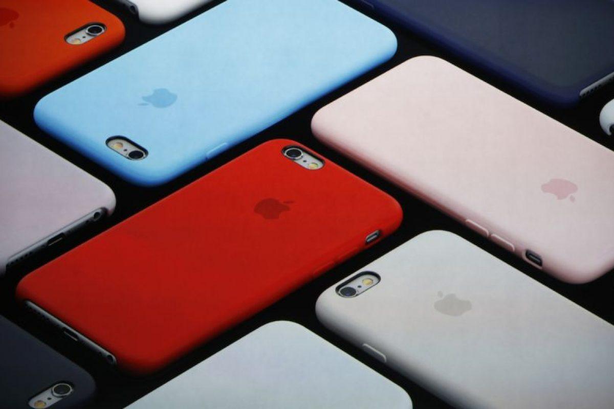 Batería: 1.715 mAh. Foto:Apple. Imagen Por:
