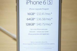 Sistema operativo: iOS 9. Foto:Getty Images. Imagen Por: