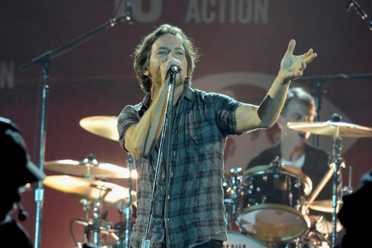 """Entre los participantes figuraron grupos como """"Pear Jam"""" y """"Coldplay"""" Foto:Getty Images. Imagen Por:"""