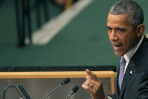 Obama ofreció un discurso hoy. Foto:Getty Images. Imagen Por: