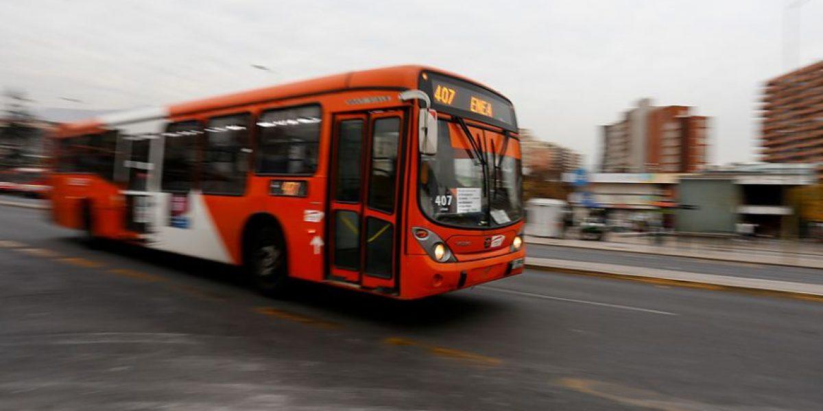 Director de Transporte Público Metropolitano y paro: