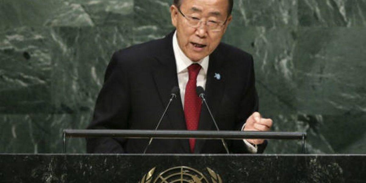 Asamblea de la ONU:Ban Ki-moon pide a Europa hacer más por refugiados