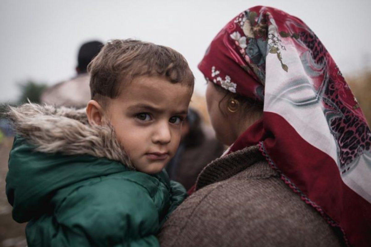 """""""Sin embargo, todos sabemos que el régimen diabólico trató de matar a los dos"""". Foto:Getty Images. Imagen Por:"""