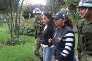 Emma Juliana, su hija, paga 37 años de cárcel por el asesinato de un sindicalista. Foto:vía AFP. Imagen Por: