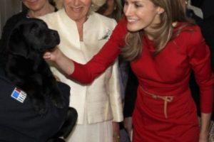 Princesa Letizia de España y Camila, Duquesa de Cornwall Foto:Getty Images. Imagen Por: