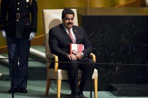 Nicolás Maduro, presidente de Venezuela Foto:AFP. Imagen Por: