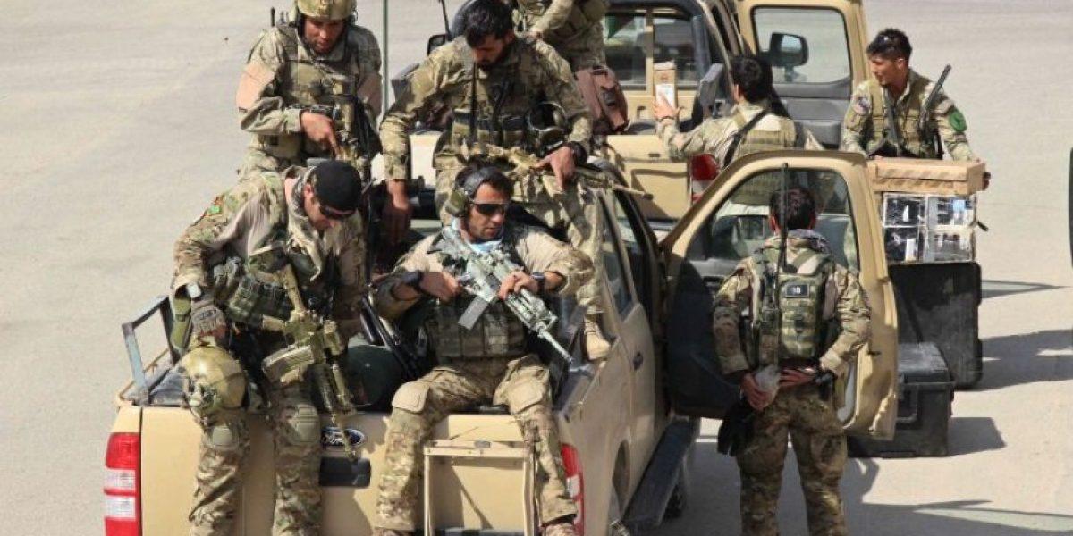 Ejército afgano lanza contraofensiva en Kunduz con apoyo aéreo estadounidense