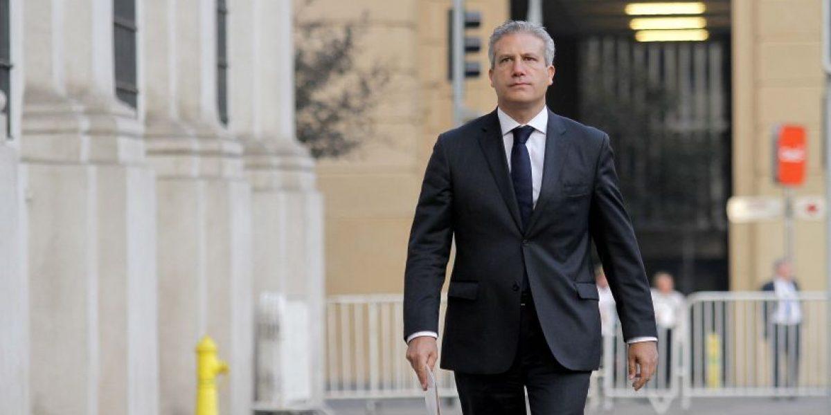Diputado Rincón se sumó a críticas del Poder Judicial contra proyecto de control de identidad