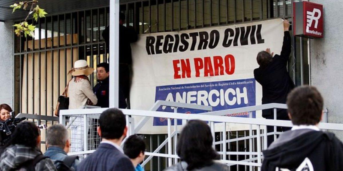 5 claves para entender la paralización del Registro Civil
