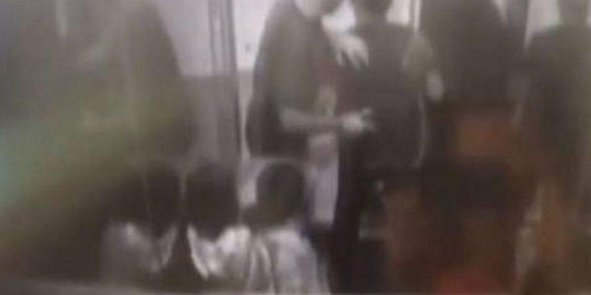 Oftalmólogo tras video en ascensor: por proteger a mi hija perdí el control