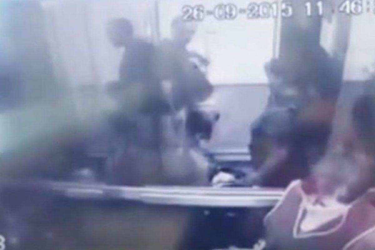 Captura del video Foto:Reproducción. Imagen Por: