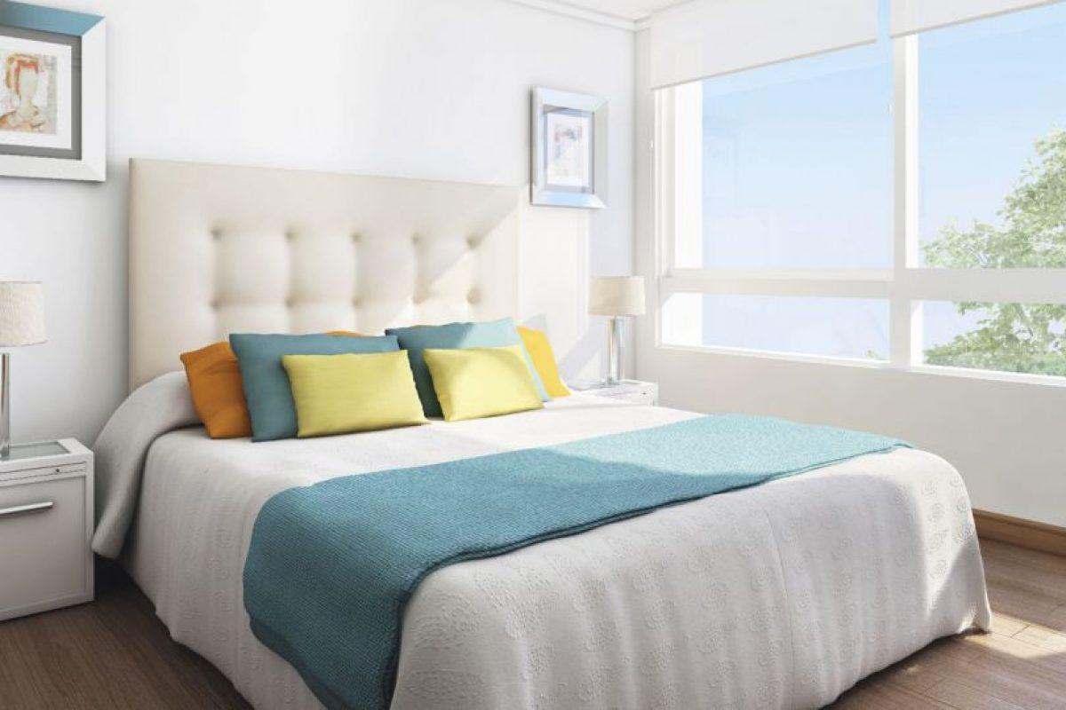 Dormitorio El Descanso / Fernández Wood. Imagen Por: