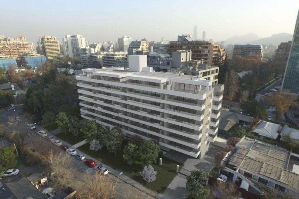 Edificio Paderewski. Imagen Por: