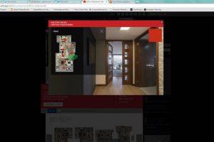 Edificio Paderewski virtual. Imagen Por: