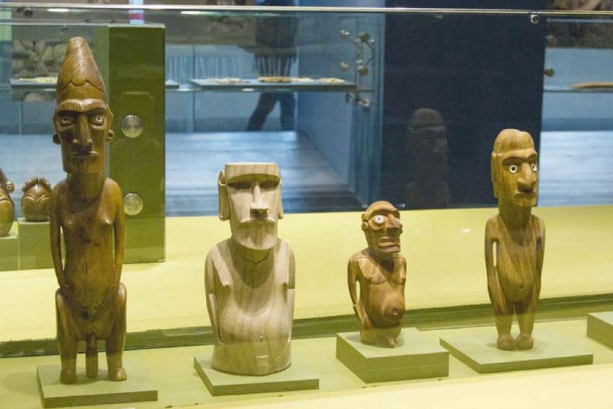 Expo Rapa Nui. Imagen Por: