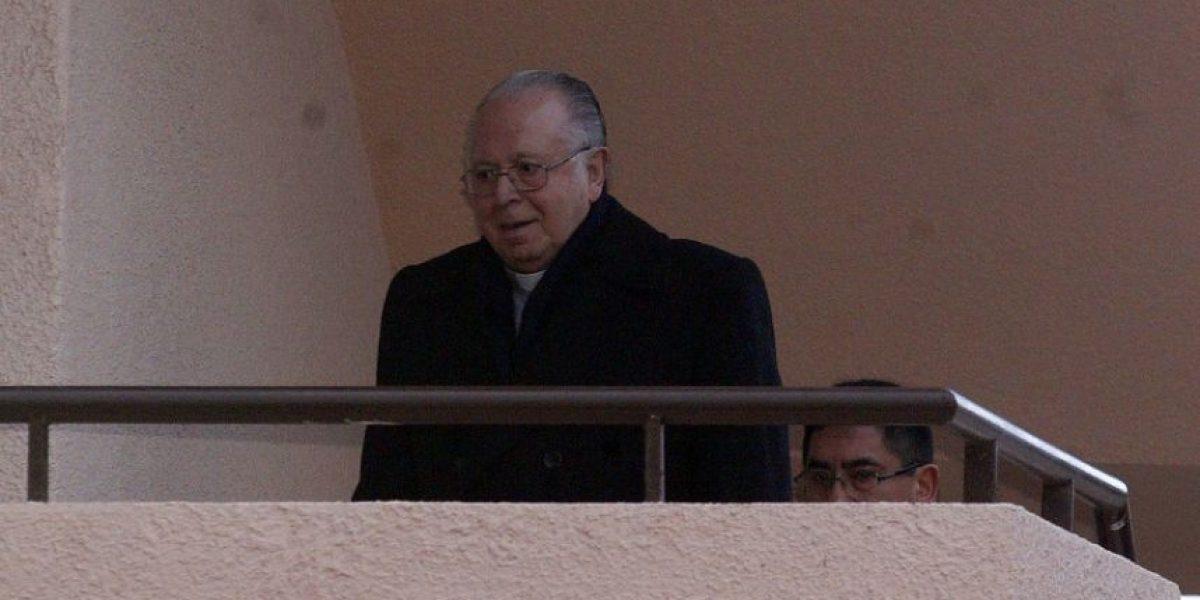 Demanda civil por caso Karadima: Cardenal Errázuriz declarará este miércoles