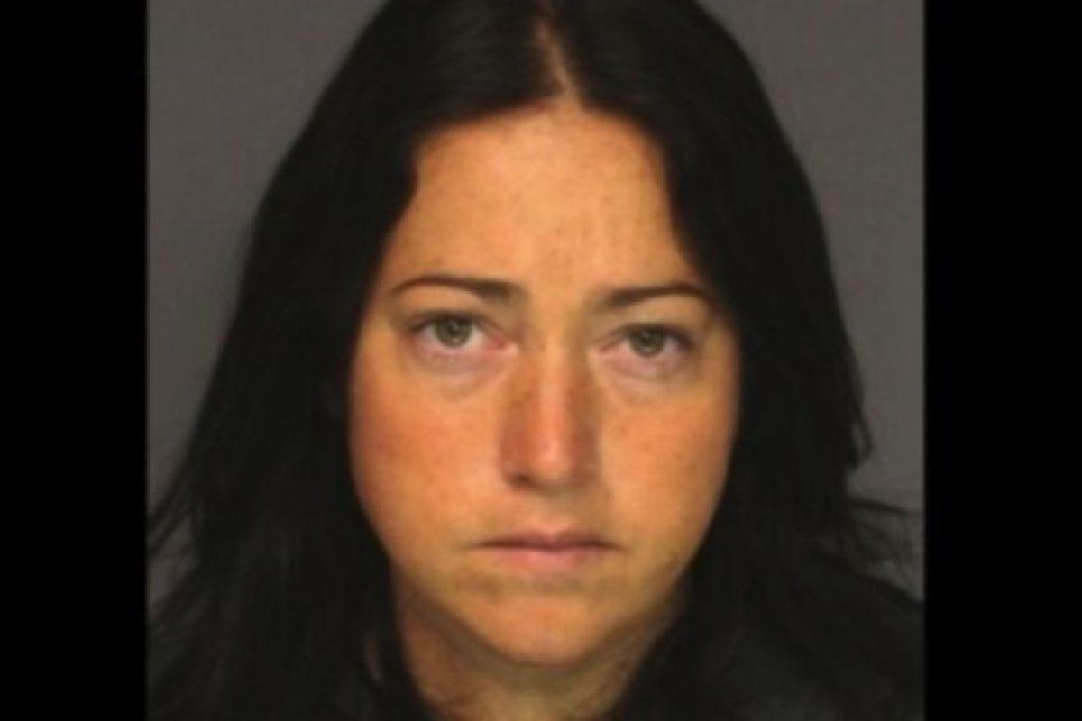 Nicole DuFault, de 35 años. Acusada de tener sexo con 6 alumnos Foto:Essex County Sheriff's Office. Imagen Por: